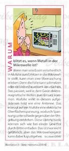 Metall In Mikrowelle : warum blitzt es wenn metall in der mikrowelle ist illustrierte artikel texte produktart ~ A.2002-acura-tl-radio.info Haus und Dekorationen