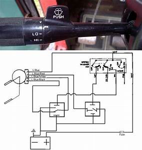 Gm Steering Column To 71 Fj40 Wiring