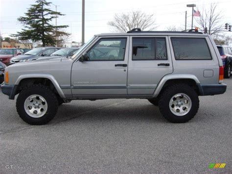 silverstone metallic 2001 jeep sport 4x4 exterior photo 59825375 gtcarlot