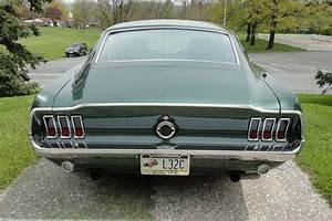 '68 Bullitt Mustang