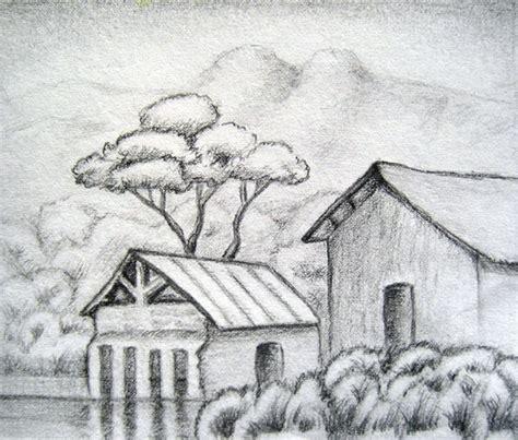 easy landscaping drawings simple pencil drawings of landscapes drawings pinterest simple pencil drawings drawings