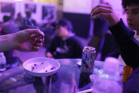 Nida Report Shows Use Of Marijuana High Feeding Future