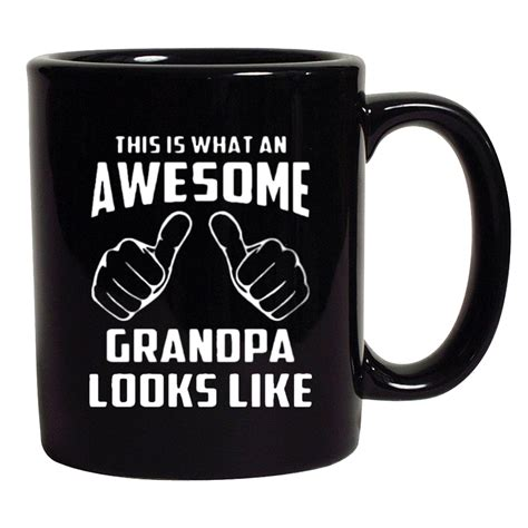 First to start drinking black coffee, you will want to do some experimenting to see what you like. This Is What An Awesome Grandpa Looks Like Funny DT Black ...