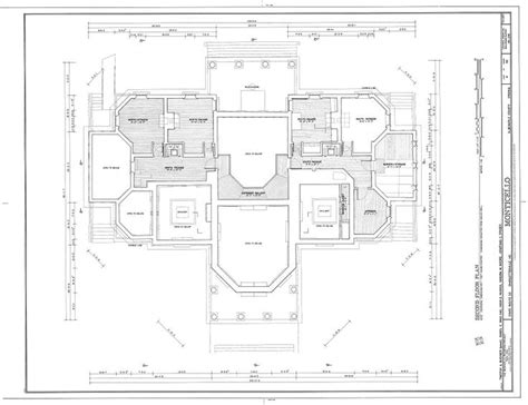 137 best monticello 1 2 images pinterest architecture drawing plan jefferson and