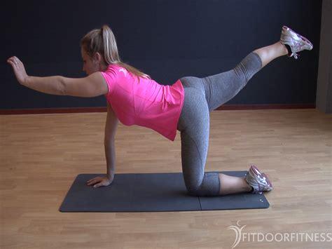 benen trainen vrouwen