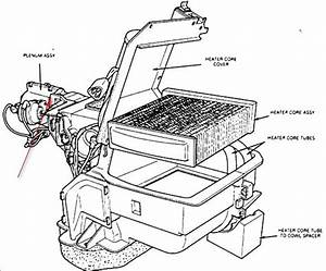 Heating And Air Conditioning  Ford F150 Heater Core