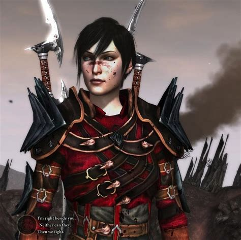 rogue female hawke dragon age moon warrior rogues elves dnd armor armour character elf warriors cosplay cool fantasy she cringe