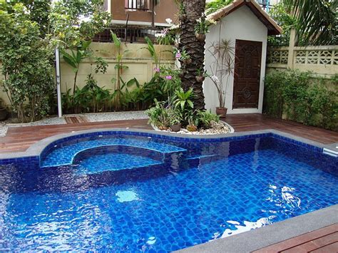 Amazing Small Inground Pools