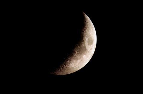 moon telescope view stock photo freeimagescom