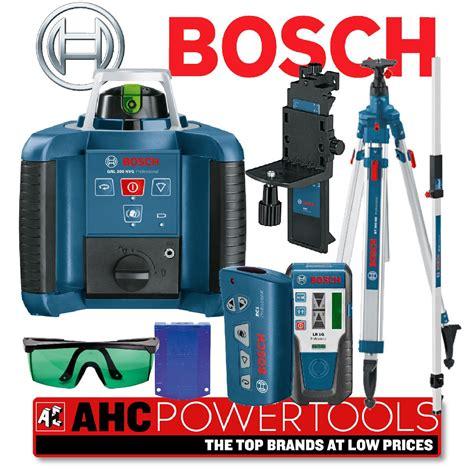 si鑒e auto rotatif bosch grl 300 hvg pro site niveau laser rotatif kit grl300 ebay