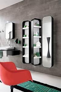 Miroir Étagère Salle De Bain : meuble pour petite salle de bain une s lection originale ~ Melissatoandfro.com Idées de Décoration