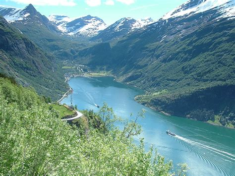 Geiranger Travel Guide At Wikivoyage
