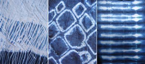 indigo shibori tie dye japanese tye dye diy fashion