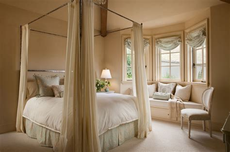French Style Home  Traditional  Bedroom  San Francisco