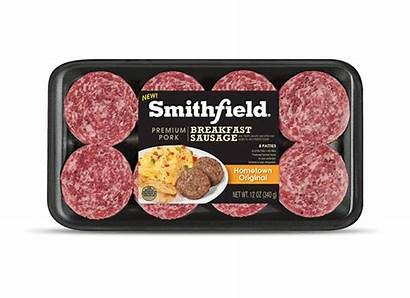 Sausage Patties Smithfield Breakfast Hometown Smfd Fresh