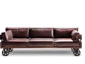 sofa kare railway sofa by kare design