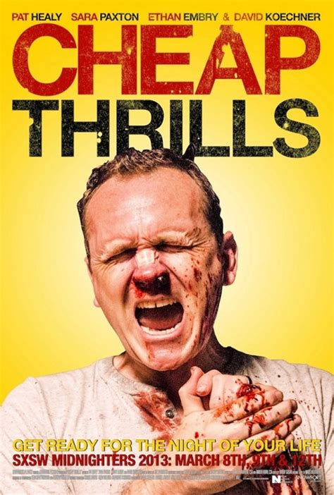 Cheap Thrills (2013) [review] [sxsw]  The Wolfman Cometh