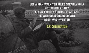 The 30 Best G.K... Gk Chesterton Food Quotes