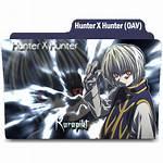 Hunter Icon Icons Anime Vectorified