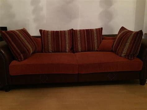 big sofa mit sessel big sofa kolonialstil mit hocker in offenbach polster sessel kaufen und verkaufen 252 ber