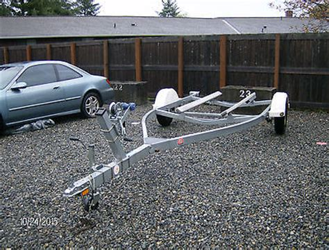 19 Ft Boat Trailer by Boat Trailer Boats For Sale
