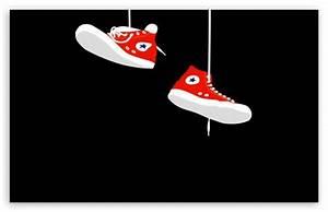 Converse Sneakers 4K HD Desktop Wallpaper for 4K Ultra HD ...