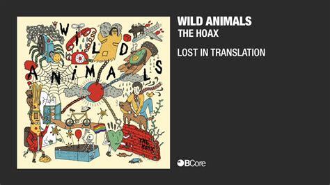 wild animals lost  translation audio youtube