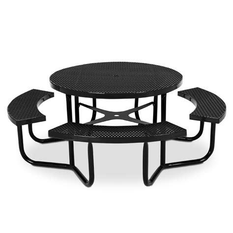 modern pedestal picnic tables anova