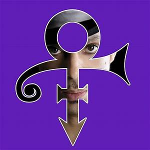 Prince's Love Symbol was first drawn with a sharpie by a ...