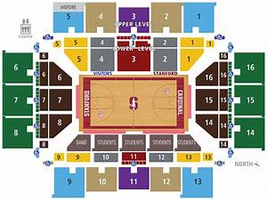 Stanford Basketball Seating Chart Stanford Men 39 S Basketball Central Tickets Stanford