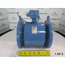 Flow Meter 8 Quot Rosemount Tsa080c1w1nod204