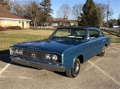 1966 Dodge Charger For Sale On Classiccars.com