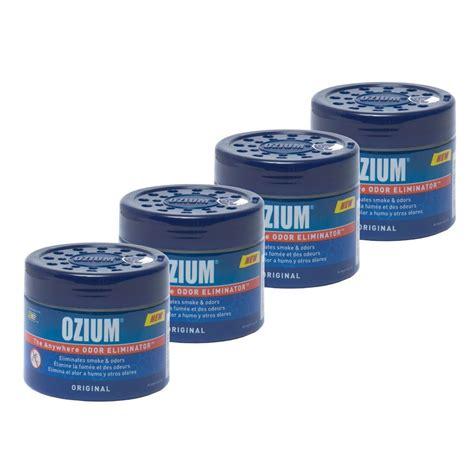 ozium smoke odors eliminator gel home office  car air freshener oz  ebay
