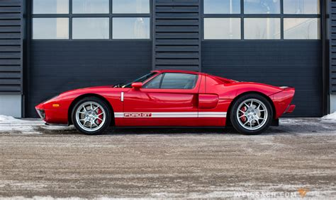 Ford Gt 2006 by 2006 Ford Gt Weissach