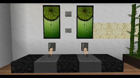 Minecraft Moderne Häuser Einrichten moderne minecraft einrichtung modern interior