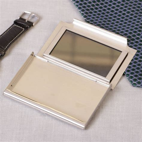Shop the latest business card frame deals on aliexpress. Personalised Business Card Holder With Photo Frame By ...