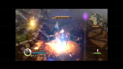 dungeon siege 3 difficulty pwnage w anjali tank