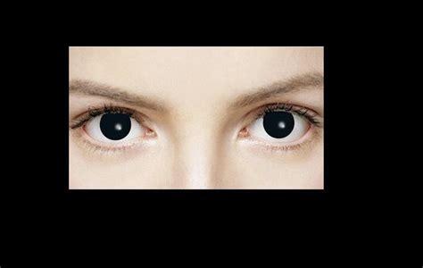 Non Prescription Colored Contacts Halloween by Nib Pair Colored Contact Lenses Amp Case Non Prescription