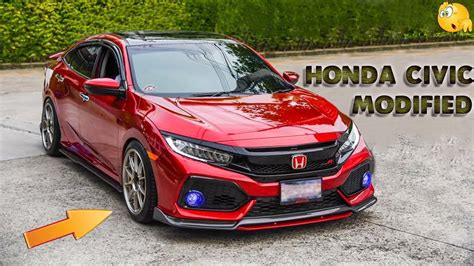 Honda Civic Type R Modification by 5 Best Modified Honda Civic You Need To See Honda Civic