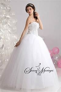 robe blanche pour mariage With photo robe de mariage