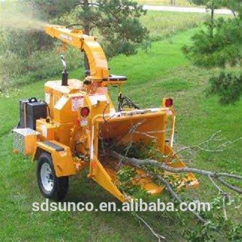 hp diesel wood chipperhot sale wood chipper machine