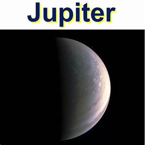 Jupiter north pole images breathtaking and unique - Market ...