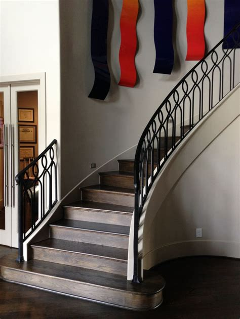 ideas  wrought iron stairs  pinterest wrought iron stair railing metal stairs