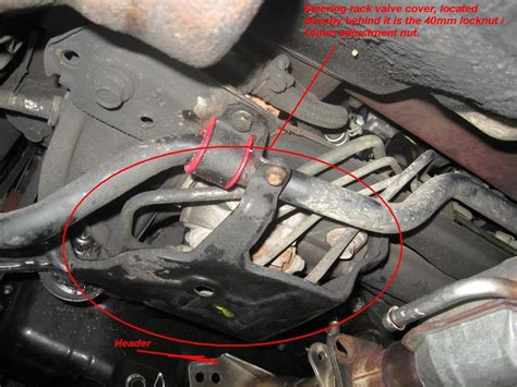 diy loosesloppy steering adjusting  steering rack