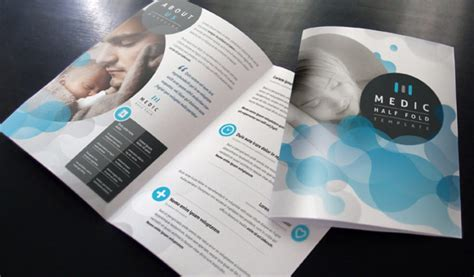Free Half Fold Brochure Template Half Fold Brochure Templates Emmamcintyrephotography