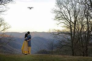 drones the wedding video trend you have to see to believe With best drone for wedding video