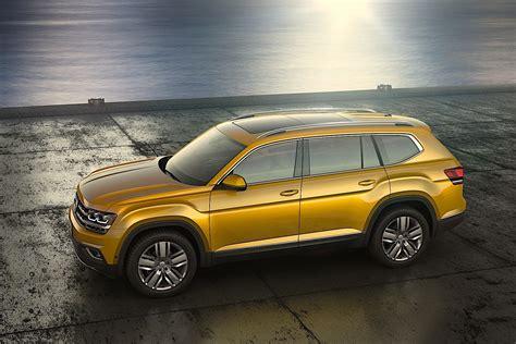 Volkswagen Atlas : Volkswagen Atlas Specs & Photos