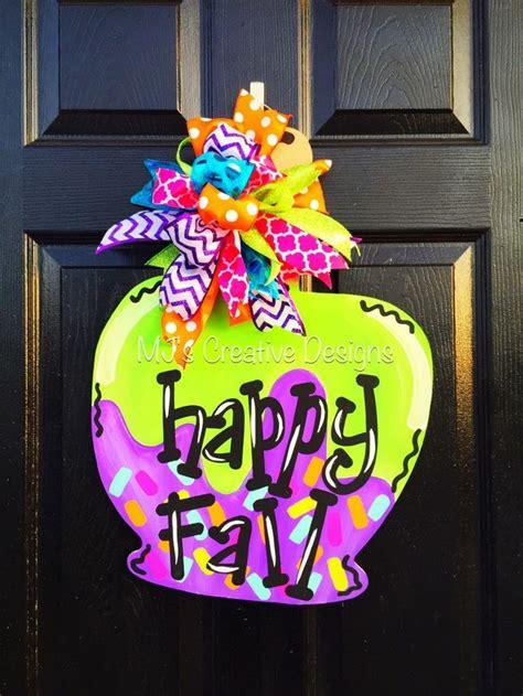 25+ Unique Halloween Door Hangers Ideas On Pinterest Boo