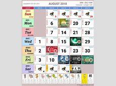 Singapore Calendar Year 2018 – Singapore Calendar