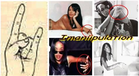 Aaliyah Illuminati by De Imaniipulation Page 5 Le De